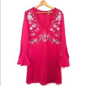 New Fuchsia Dress with Tag